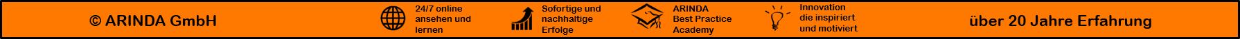 Banner ARINDA Academy